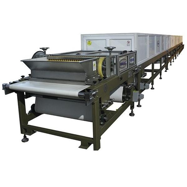 Halva Forming And Cooling Machine Line
